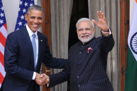 Frenemies: Obama and Modi Only Option