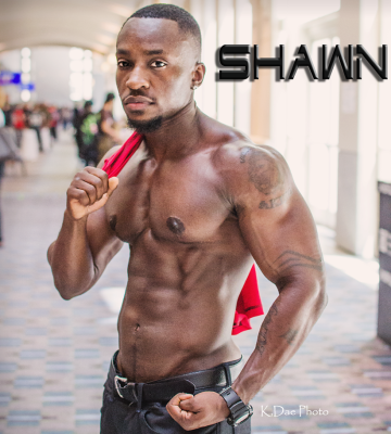 Meet transgender Personal Trainer and Bodybuilder, Shawn Stinson. Photo By K.DAE PHOTOGRAPHY.